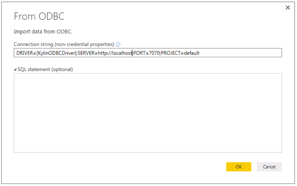 Apache Kylin | MS Excel and Power BI